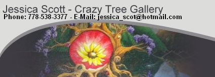 Jessica Scott - Crazy Tree Gallery